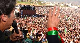 Big rallies of Pakistan's mainstream political parties in Azad Kashmir
