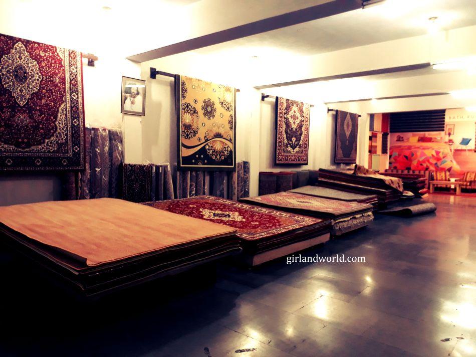 Carpets in Jammu Kashmir