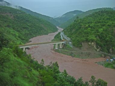 Kohala Bridge on Islamabad-Muzaffarabad Highway.jpg