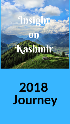 Insight on Kashmir 2018