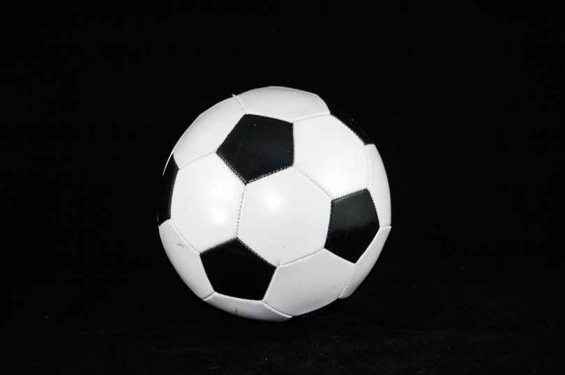 sport game football the ball
