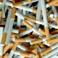 Selling counterfeit and illegal cigarettes in Azad Kashmir