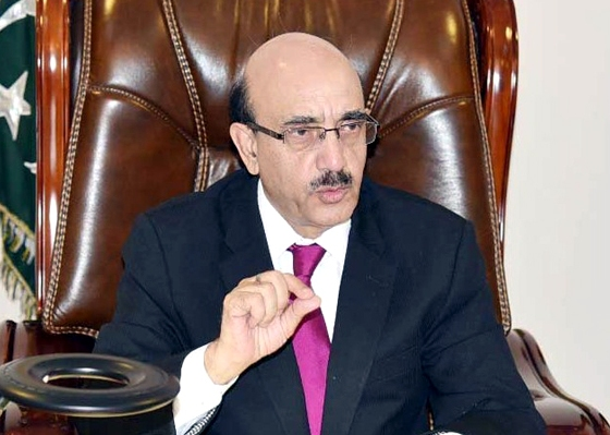 President Azad Kashmir Insight on Kashmir